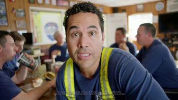 Firehouse Subs Spicy Cajun Chicken Sub TV Spot, 'Donate Life-Saving Equipment'