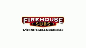 Firehouse Subs Spicy Cajun Chicken Sub TV Spot, 'Donate Life-Saving Equipment' - Thumbnail 10