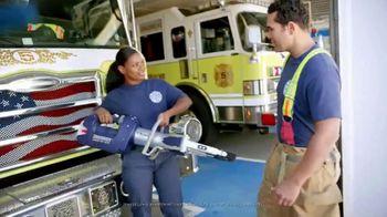 Firehouse Subs Spicy Cajun Chicken Sub TV Spot, 'Donate Life-Saving Equipment' - Thumbnail 4