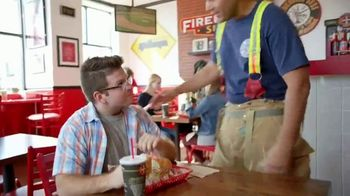 Firehouse Subs Spicy Cajun Chicken Sub TV Spot, 'Donate Life-Saving Equipment' - Thumbnail 7