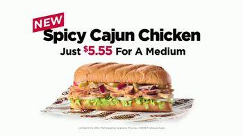 Firehouse Subs Spicy Cajun Chicken Sub TV Spot, 'Donate Life-Saving Equipment' - Thumbnail 9