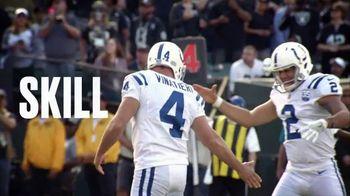 NFL TV Spot, 'Playoff Time: Talent, Skill, Luck' - Thumbnail 3