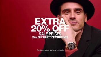 Macy's TV Spot, 'This Is Big: Markdowns and Clearance' - Thumbnail 5