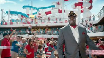 Carnival TV Spot, 'Continuous Fun: Starting From $339' Featuring Shaquille O'Neal - Thumbnail 1