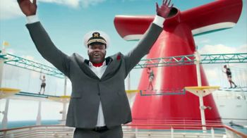Carnival TV Spot, 'Continuous Fun: Starting From $339' Featuring Shaquille O'Neal