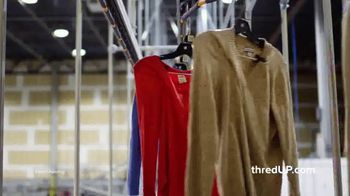 thredUP TV Spot, 'The Biggest Closet in the World: 20% Off' - Thumbnail 2