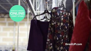 thredUP TV Spot, 'The Biggest Closet in the World: 20 Percent Off' - Thumbnail 4