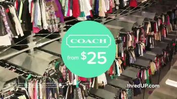 thredUP TV Spot, 'The Biggest Closet in the World: 20 Percent Off' - Thumbnail 7
