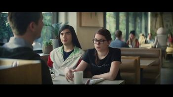 TurboTax Live TV Spot, 'Automatized Café'