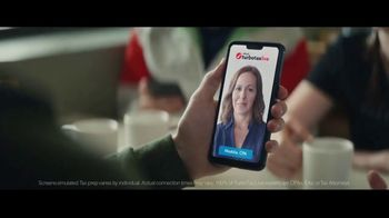 TurboTax Live TV Spot, 'Automatized Café' - Thumbnail 3