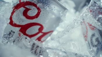 Coors Light TV Spot, 'Cold for Peak Refreshment' Song by Pigeon John