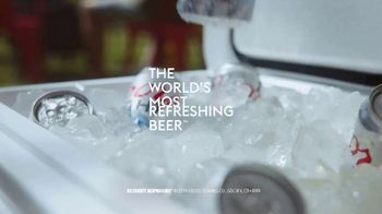 Coors Light TV Spot, 'Cold for Peak Refreshment' Song by Pigeon John - Thumbnail 9