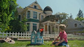 Farmers Insurance TV Spot, 'Hall of Claims: Rooftop Parking'