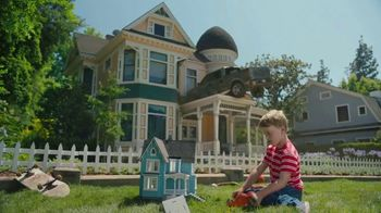 Farmers Insurance TV Spot, 'Hall of Claims: Rooftop Parking' - Thumbnail 7