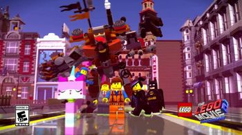 LEGO Movie 2 Video Game TV Spot, 'Rescue Your Friends' Song by Can't Stop Won't Stop - Thumbnail 2