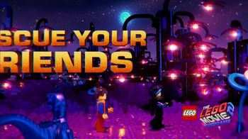 LEGO Movie 2 Video Game TV Spot, 'Rescue Your Friends' Song by Can't Stop Won't Stop - Thumbnail 4