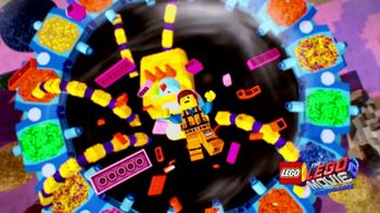 LEGO Movie 2 Video Game TV Spot, 'Rescue Your Friends' Song by Can't Stop Won't Stop - Thumbnail 9