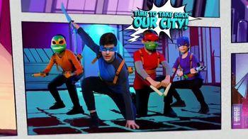 Rise of the Teenage Mutant Ninja Turtles Gear TV Spot, 'Let's Gear Up'