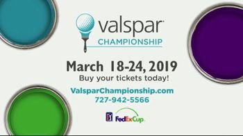 2019 Valspar Championship TV Spot, 'Fan-Friendly Experiences' - Thumbnail 9