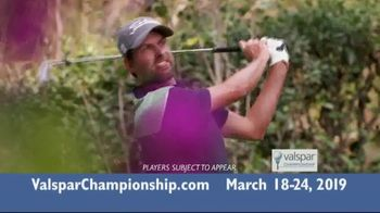 2019 Valspar Championship TV Spot, 'Fan-Friendly Experiences' - Thumbnail 5