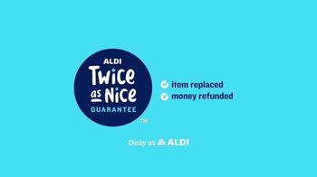 ALDI TV Spot, 'Some Things You Can't Take Back: Twice as Nice Guarantee' - Thumbnail 9