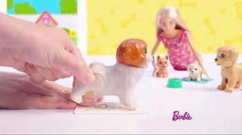 Barbie Doggie Daycare TV Spot, 'Favorite Pups' - Thumbnail 3