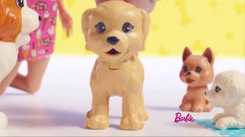 Barbie Doggie Daycare TV Spot, 'Favorite Pups' - Thumbnail 4