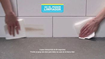 Mr. Clean Clean Freak Deep Cleaning Mist TV Spot, 'Gran noticia' [Spanish] - Thumbnail 5