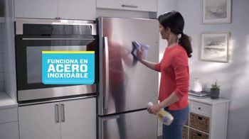 Mr. Clean Clean Freak Deep Cleaning Mist TV Spot, 'Gran noticia' [Spanish] - Thumbnail 8