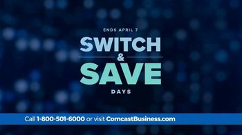 Comcast Business Switch & Save Days TV Spot, 'Excited Business Owners: Save $600' - Thumbnail 4