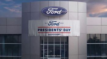Ford Presidents Day Sales Event TV Spot, 'Voters Will Be Very Happy' [T2] - Thumbnail 3