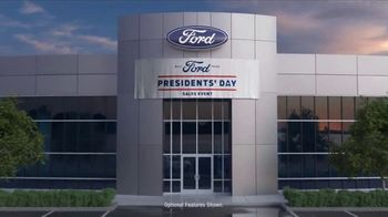 Ford Presidents Day Sales Event TV Spot, 'Voters Will Be Very Happy' [T2] - Thumbnail 4