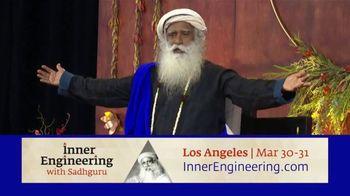 Inner Engineering With Sadhguru TV Spot, '2019 Los Angeles: Today's Engineering'