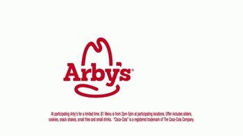 Arby's $1 Sliders TV Spot, 'Spoiling Dinner' Song by YOGI - Thumbnail 7