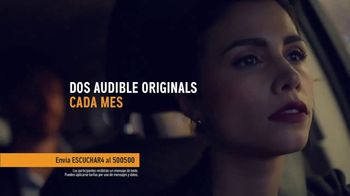 Audible Inc. TV Spot, 'La selección más grande del mundo' [Spanish] - Thumbnail 4