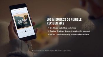 Audible Inc. TV Spot, 'La selección más grande del mundo' [Spanish] - Thumbnail 7
