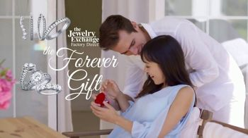 Jewelry Exchange TV Spot, 'The Forever Gift: 2Ct Certified'