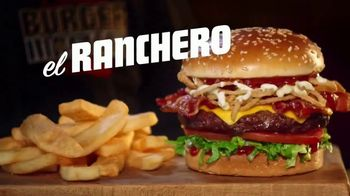 Red Robin El Ranchero TV Spot, 'Breakout Burger' - Thumbnail 4