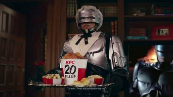 KFC TV Spot, 'Colonel RoboCop: Countdown' - Thumbnail 4