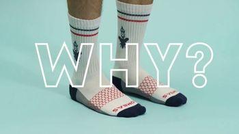 Bombas TV Spot, 'Most Important Socks in the World' - Thumbnail 3