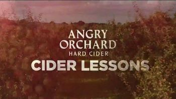 Angry Orchard Explorer Mix Pack TV Spot, 'Cider Lessons: Pairings' - Thumbnail 1