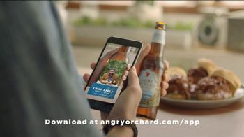 Angry Orchard Explorer Mix Pack TV Spot, 'Cider Lessons: Pairings' - Thumbnail 8