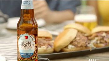Angry Orchard Explorer Mix Pack TV Spot, 'Cider Lessons: Pairings' - Thumbnail 2