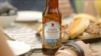 Angry Orchard Explorer Mix Pack TV Spot, 'Cider Lessons: Pairings' - Thumbnail 4