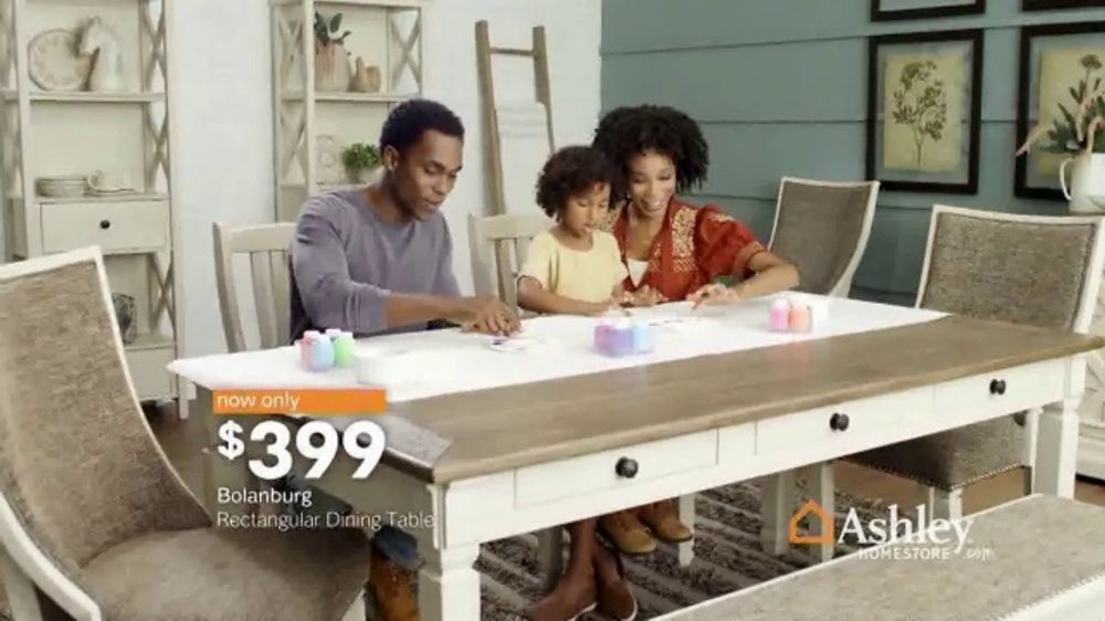 Ashley Homestore Best Of The Best Event Tv Commercial Best Sellers