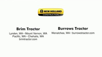 New Holland Construction TV Spot, 'Precision, Power and Performance' - Thumbnail 9