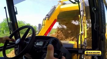 New Holland Construction TV Spot, 'Precision, Power and Performance' - Thumbnail 4