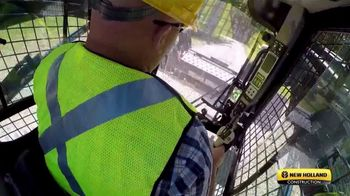 New Holland Construction TV Spot, 'Precision, Power and Performance' - Thumbnail 5