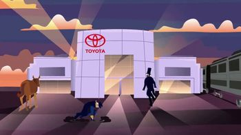 Toyota Presidents Day Sales Event TV Spot, 'Final Days: By Land, Sea or Air' [T2] - Thumbnail 6