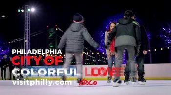 Visit Philadelphia TV Spot, 'City of Brotherly Love: Ice Skates' - Thumbnail 10